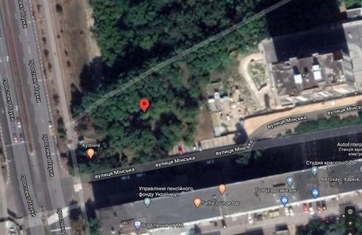 Для знищення зелених зон карантинів нема: в центрі Харкова знову зносять дерева (ФОТО)