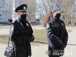 Харківська поліція посилює заходи безпеки щодо дотримання карантинних правил (ФОТО, ВІДЕО)