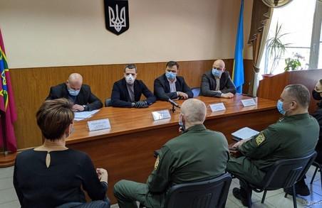 На Харківщині для прийому людей на обсервацію передбачено близько 2000 місць