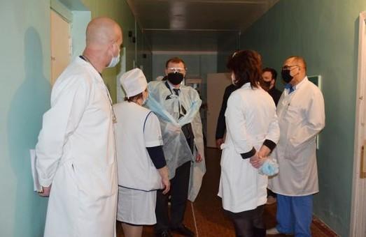 У Куп'янському районі підготували 50 місць для лікування хворих на COVID-19