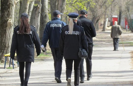 Поліція посилить патрулювання громадських місць у вихідні дні та на свята – ХОДА