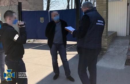 На Харківщині поліцейський начальник вирішив заробити на карантині (ФОТО)