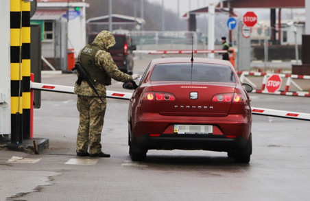 У Харківській області прикордонники виявили порушника правил карантину