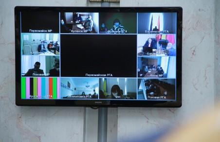 На Харківщині створено 45 мобільних бригад для обстеження людей з підозрою на COVID-2019