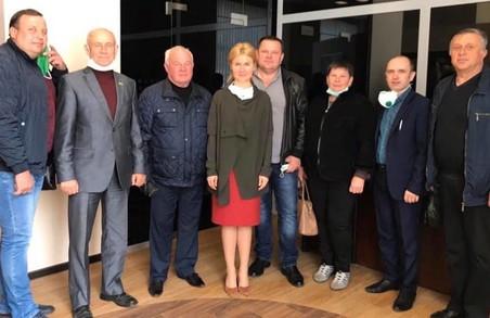 Жителі Первомайського району звернулися до Світличної за допомогою