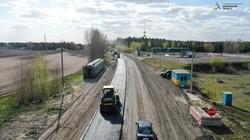 На Харківщині триває ремонт дороги Чугуїв-Мілове (ФОТО, ВІДЕО)