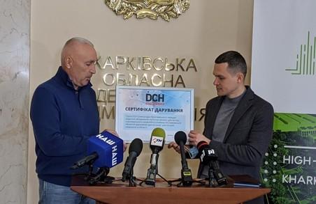 Ярославський ініціював придбання для Харківщини апарата «штучної легені» для лікування хворих на COVID-19