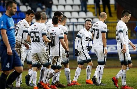 Футбол в Сербії: «Партизан» – «Младость»