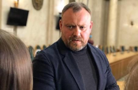 Михайло Черняк покинув пост заступника голови ХОДА