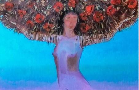 У Харкові експонуватиметься виставка робіт Валентини Олемпіюк-Віннікової