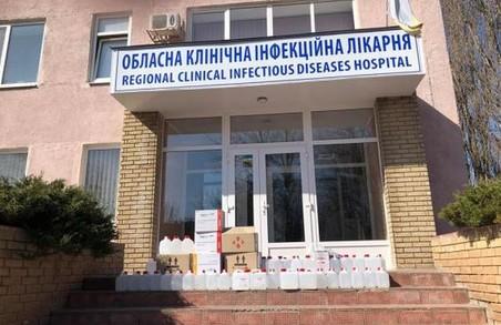 В обласну інфекційну лікарню не йдуть працювати лікарі – радниця Кучера