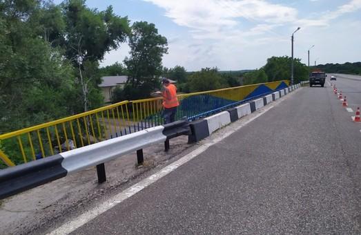 Як ремонтують дороги Харківщини: звіт САД за тиждень (ФОТО)