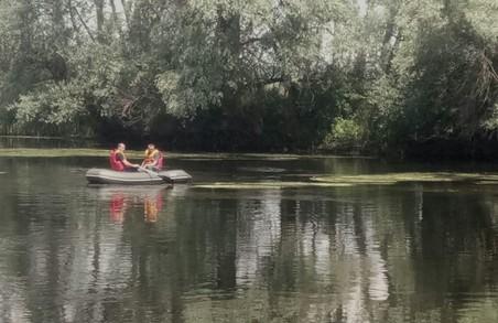 На річці Сіверський Донець загинув хлопчик