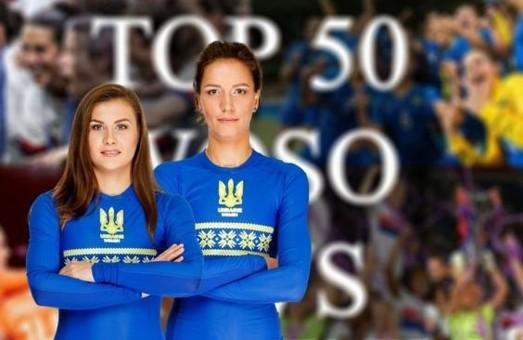 Харківські футболістки влучили у кращу десятку