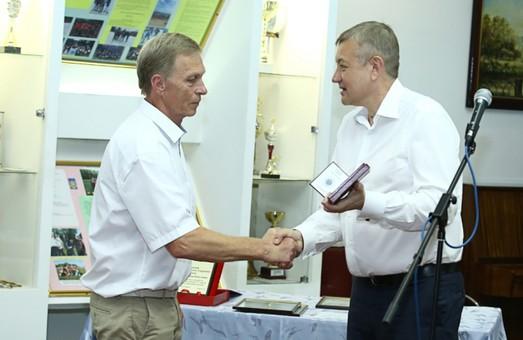 Видатний харківський тренер нагороджений «Слобожанською славою»