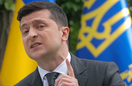 Більше половини жителів Харківщини незадоволені роботою Зеленського – опитування