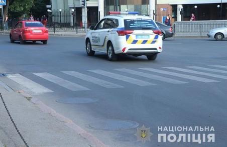 За добу на Харківщині патрульні зафіксували більше ста порушень ПДР