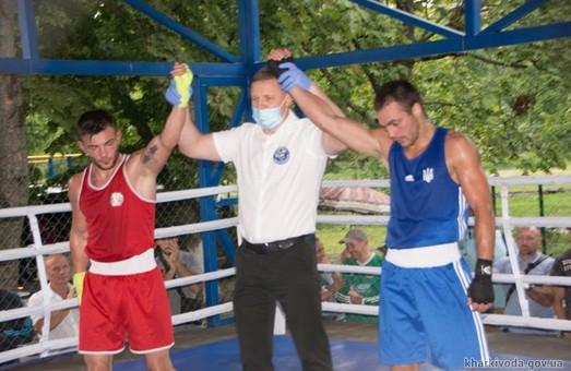 У Харкові відбулася міжнародна матчева зустріч з боксу
