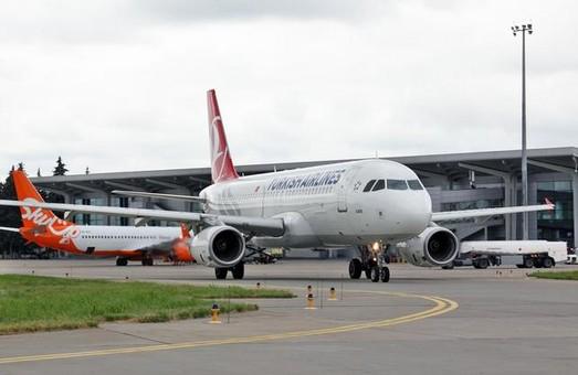 Turkish Airlines відновила польоти з Харкова