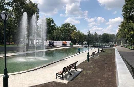 Хто є власником землі в саду імені Шевченка після реконструкції – ХАЦ
