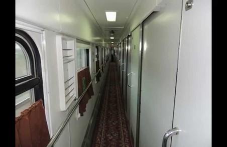 З харківського потяга зняли буйну компанію: довелося викликати заступника Авакова