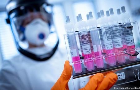 Харківська область опинилася на другому місці за динамікою зростання випадків коронавируса