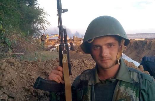 Харків'янин - воїн АТО приєднався до команди, здатної виправити помилки дилетантів