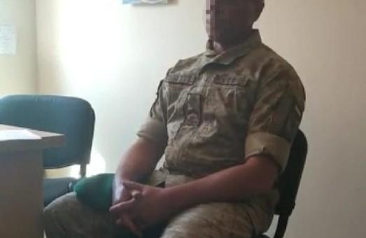 У середовище харківських прикордонників затесався бойовик-сепаратист