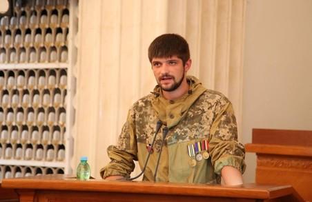 Ветеран АТО зробив гучну заяву про відсутність на Харківщині взаємодії з владою
