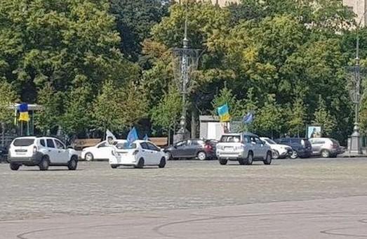На свята у Харкові влаштують величезний автопробіг