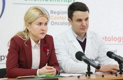 Директор Харківського обласного центру онкології долучився до команди Юлії Світличної