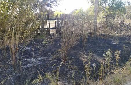 На Харківщині рятувальники ліквідували 50 пожеж сухостою та сміття (ФОТО)