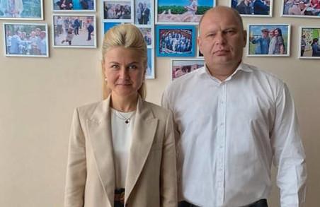 До команди Світличної долучився екс-голова Богодухівської РДА Володимир Шаров