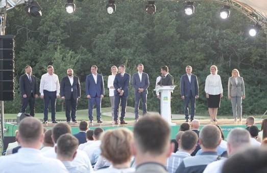 «Спочатку забули про Олексія» - Зеленський виправив казус з кандидатом в мери Харкова