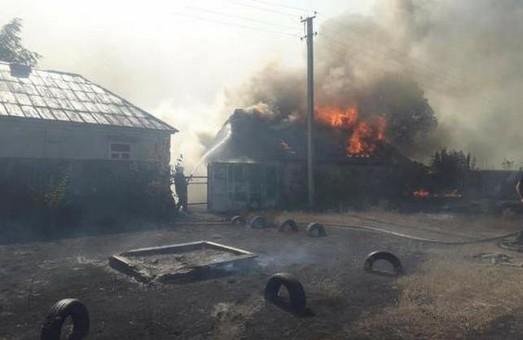 За минулу добу пожежі знищили близько 100 гектарів природних екосистем Харківщини