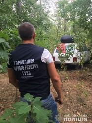 У лісі під Харковом знайдено тіло зниклого безвісти чоловіка (Доповнено, ФОТО, ВІДЕО)
