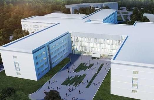 Світлична вимагає від влади негайно відновити будівництво онкологічного центру в Харкові