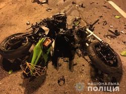 У Харкові в ДТП загинув мотоцикліст (ФОТО)