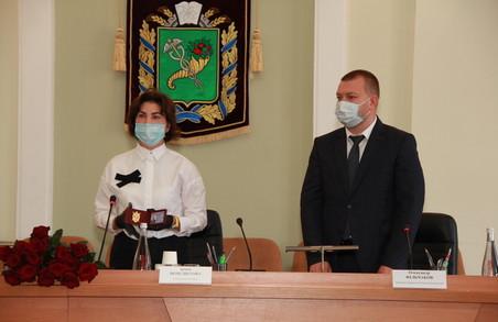 Венедіктова представила керівника Харківської обласної прокуратури