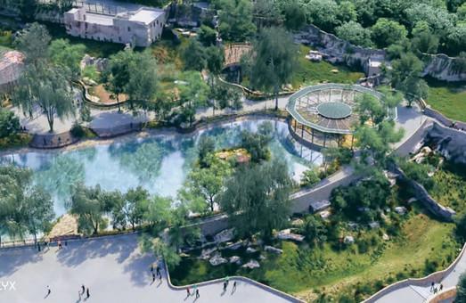 Харківський зоопарк побудує океанаріум за півмільярда гривень – ХАЦ