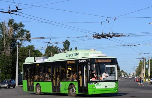 На Салтівці громадський транспорт змінює маршрути