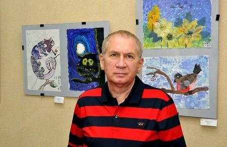«Мистецтво Слобожанщини» запрошує на зустріч з автором виставки «Велике плавання океаном мрій»