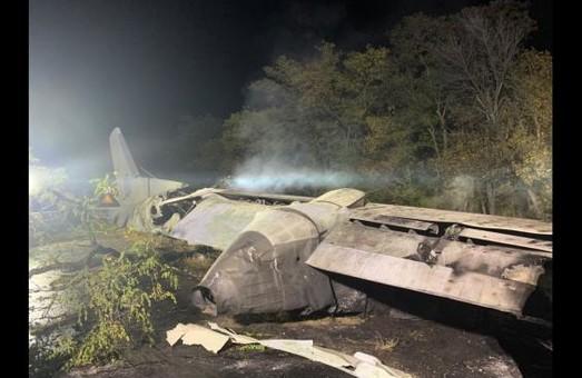 На місці авіакатастрофи в Чугуївському районі знайшли тіла 22 загиблих