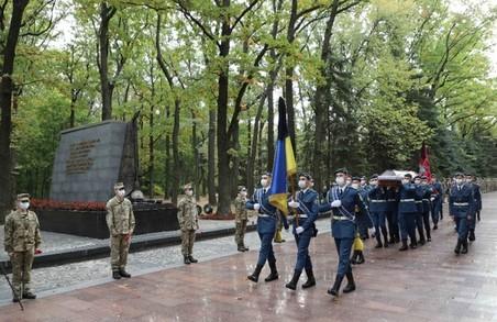 У Харкові просились із загиблим у катастрофі Ан-26 курсантом зі Львівщини
