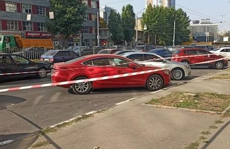 Стрілянина в центрі Харкова: підозрюваного взято під варту (ФОТО)