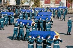 У Харкові попрощалися з військовими, загиблими внаслідок катастрофи літака Ан-26 (ФОТО)