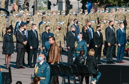 У Харкові попрощалися з військовими, загиблими внаслідок катастрофи літака Ан-26
