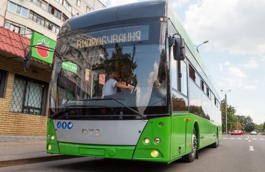 На Північну Салтівку ходитимуть тролейбуси з автономним ходом