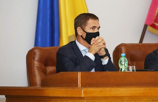 Скоробагач – голові Харківської ОДА: Ваша робота провалена