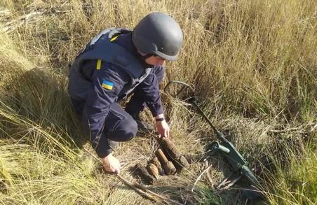 На Харківщині піротехніки за добу розмінували 10 вибухонебезпечних предметів часів Другої світової війни